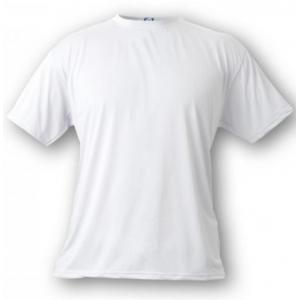 T-shirt enfant personnalisable, impression devant, couleur White