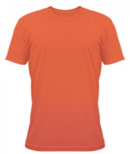 T-shirt personnalisable couleur Terra Mesa