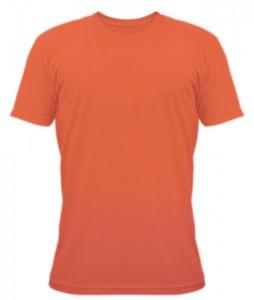 T-shirt personnalisable couleur Terra Mesa