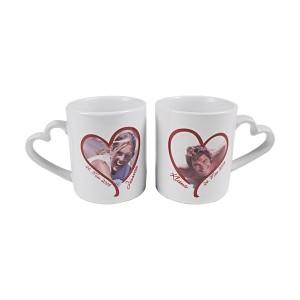 """Les tasses """"partenaire Duo"""" spécialement pour les amoureux"""